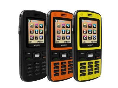 Onda Worky: cellulare dual sim economico e resistente