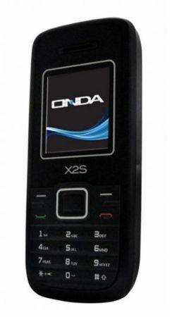 Onda X2S: cellulare dual sim economico per essere sempre reperibili