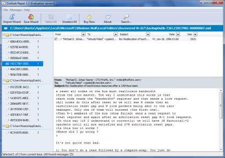 Outlook Repair: riparare Microsoft Outlook per recuperare mail e contatti