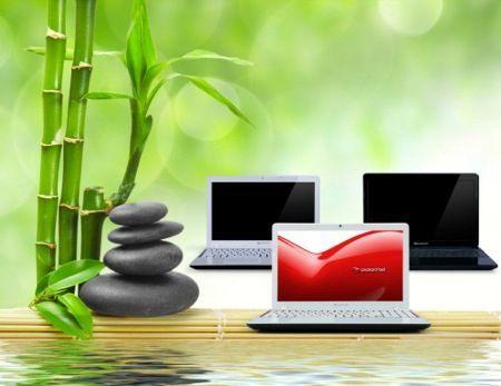 Packard Bell EasyNote Serie V, notebook eleganti ed ecologici