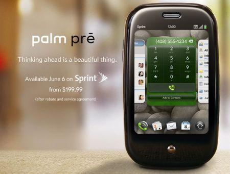 Palm Pre ed i suoi accessori in video