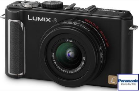 Panasonic Lumix DMC-LX3: taglio retrò ma qualità moderna