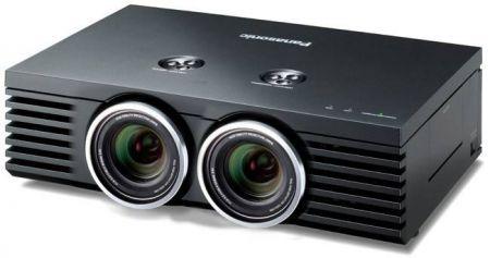 Da Panasonic arriva proiettore 3D Full HD