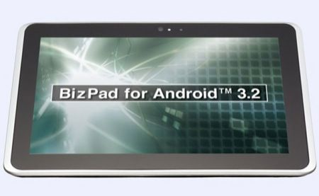 Panasonic BizPad, due nuovi tablet con Android Honeycomb
