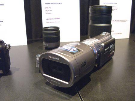 Panasonic SDT750, prima videocamera 3D Full HD: impressioni della nostra community