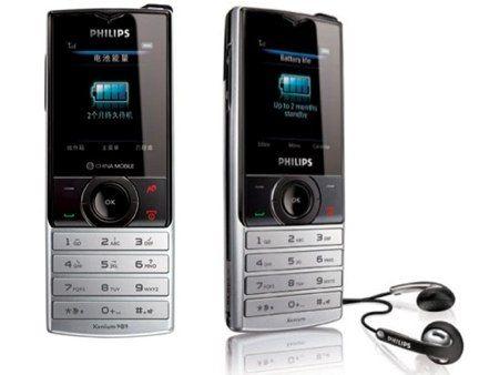 Philips il Xenium X500: il cellulare con due mesi di autonomia