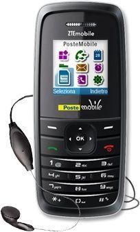 PosteMobile PM1001: disponibile nei negozi il primo cellulare a marchio PosteMobile