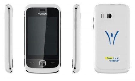 PosteMobile PM1108 Young: cellulare economico full touchscreen