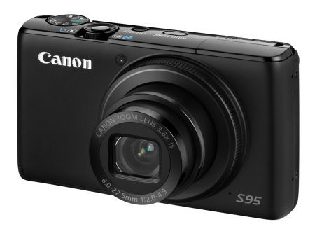 Canon PowerShot S95: compatta digitale elegante per lei come idea regalo