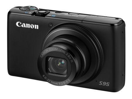 Canon PowerShot S95: compatta digitale elegante per lei come idea regalo