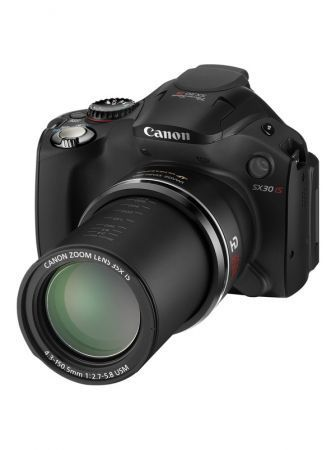Canon PowerShot SX30 IS: fotocamera per scatti creativi per lui come idea regalo