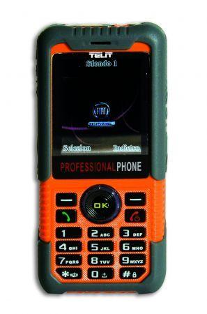 Telit Professional Phone: cellulare indistruttibile a marchio Fiat