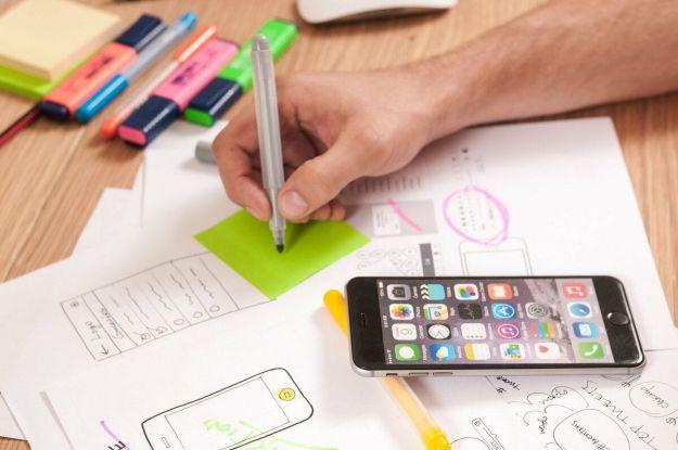 progetto app aziendale