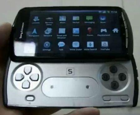 Playstation PSP Phone