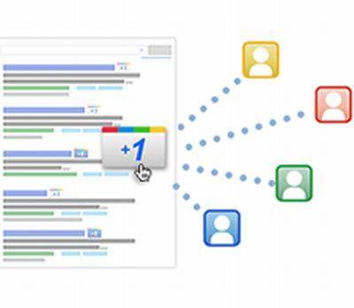 Google aggiunge nelle ricerche il pulsante +1 e diventa Social Network