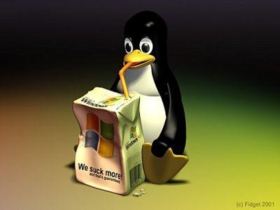 Quando Linux può essere scambiato per Windows 7