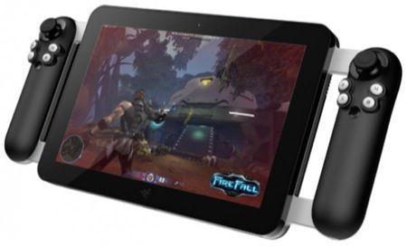 CES 2012: Razer Fiona, il tablet creato per giocare come su un PC