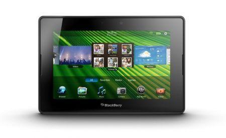 BlackBerry PlayBook: in Italia dal 16 Giugno 2011