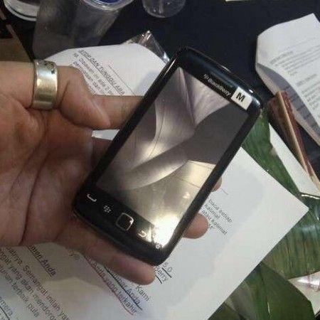 BlackBerry Storm 3: scheda tecnica ed immagine