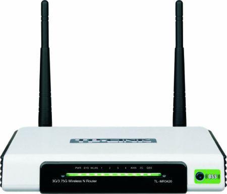 Router 3G TP-Link, per Natale regalate la connessione WiFi via Internet Key
