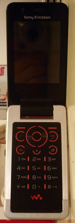 Rumors: prime immagini Sony Ericsson Alicia serie walkman