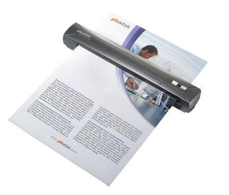 Plustek MobileOffice S400: scanner da viaggio tascabile