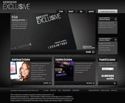 Samsung Exclusive Club: servizi ed iniziative per i clienti TOP