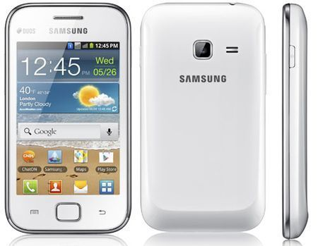 Samsung Galaxy Ace DUOS, il nuovo dual sim con Android