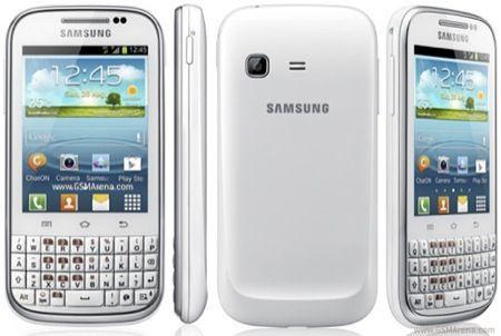 Samsung Galaxy Chat, caratteristiche del nuovo smartphone Android con tastiera QWERTY