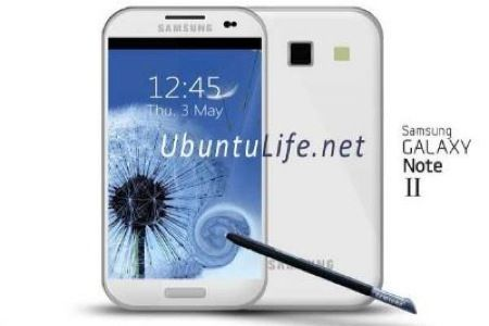 Samsung Galaxy Note 2, uscita forse il prossimo ottobre con schermo da 5,5 pollici