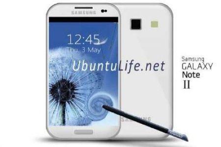 Samsung Galaxy Note 2, uscita forse il prossimo ottobre con schermo da 5,5 pollici