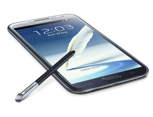 Samsung Galaxy Note 2 anteprima video all'IFA di Berlino