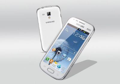 Samsung Galaxy S Duos S7562, annunciato un nuovo dual SIM con Android ICS