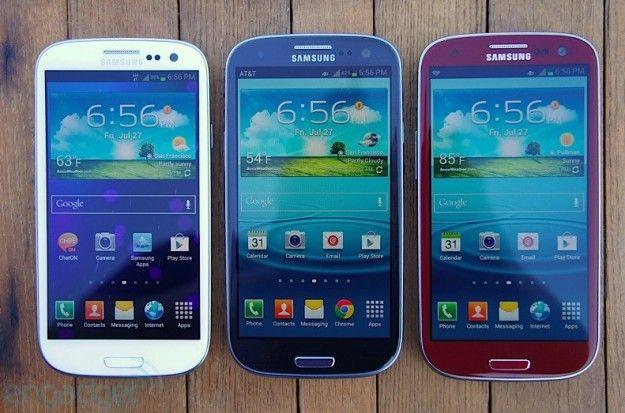 Samsung Galaxy S3, nuovi colori in arrivo in Italia