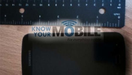 Samsung Galaxy S3: foto spia rivelerebbe un display da 4,8 pollici