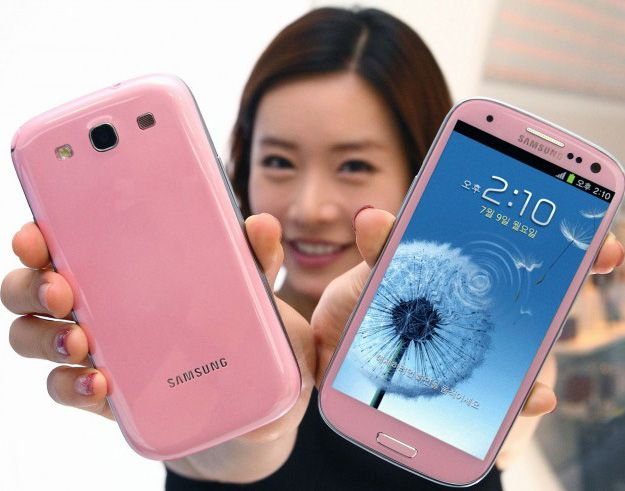 Samsung Galaxy S3: Android Jelly Bean e nuovo colore rosa in arrivo [VIDEO]