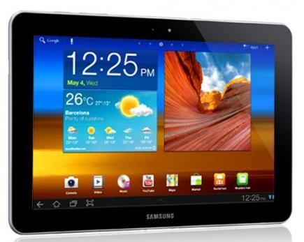 Samsung Galaxy Tab 10.1: il blocco vale solo in Germania non nel resto d'Europa