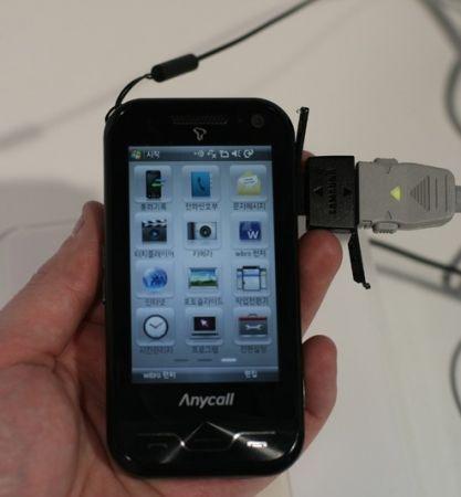 Samsung SCH-M830: terminale HSDPA con WiMax