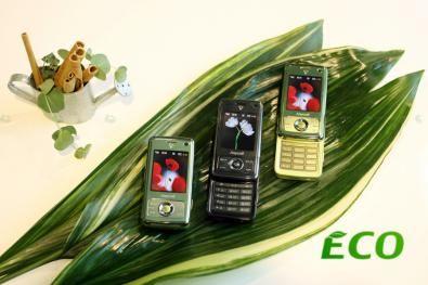 Samsung SCH-W510: il cellulare ecologico