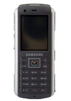 Samsung SGH-B2700: altimetro, bussola ed impermeabile