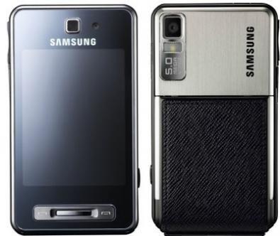 Samsung SGH-F480 è touchscreen