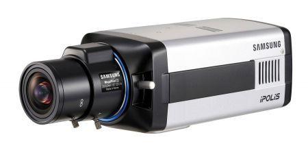 Samsung Megapixel SNC-1300: telecamera ad alta risoluzione e obiettivo varifocale