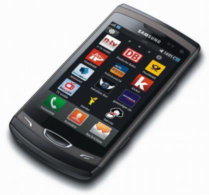 Samsung Wave II S8530: scheda tecnica e prezzo, uscita Novembre 2010