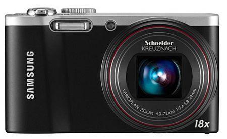 Samsung WB700: fotocamera con zoom 16x e sensore da 16 Mp