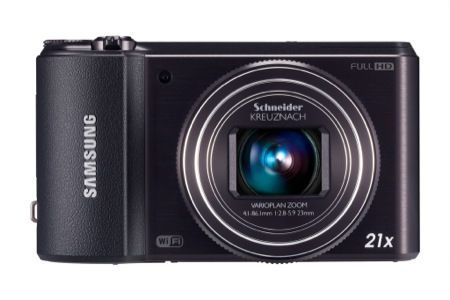 Samsung WB850F, la Smart Camera con WiFi Direct al Photoshow 2012 [VIDEO]