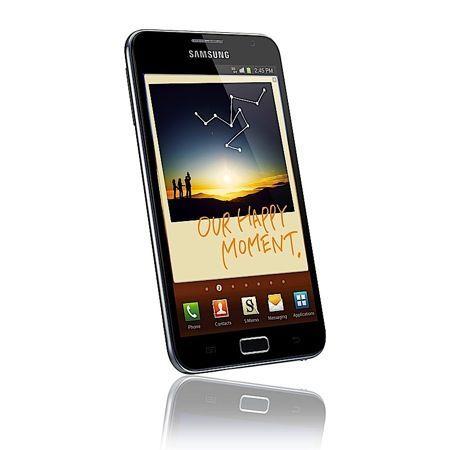 IFA 2011: Samsung Galaxy Note, lo smartphone con schermo da 5,3 pollici