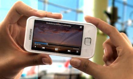 Samsung Galaxy Player 5: lettore mp4 multimediale come regalo di Natale