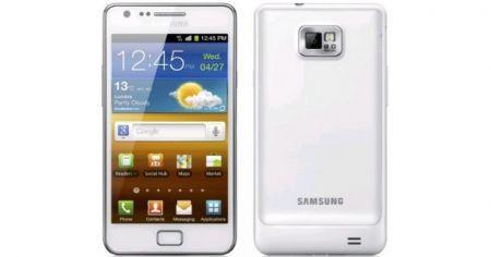 Samsung Galaxy S2: versione bianca in arrivo