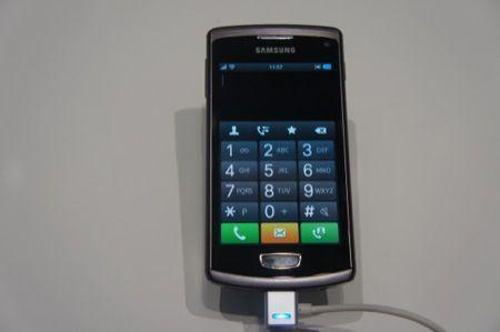 Samsung Wave 3: anteprima video dall'IFA 2011