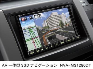 Sanyo NVA-MS1280DT e Sanyo NVA-MS1180DT: due navigatori giapponesi